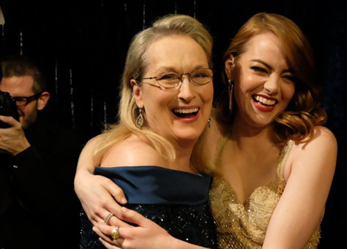 Meryl Streep Oscar Glasses